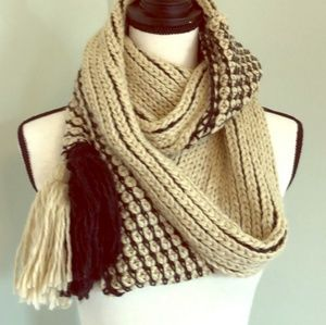NWOT The Limited infinity scarf